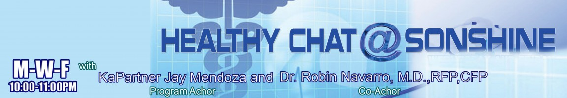 Healthy Chat@Sonshine (MWF: 10:00-11:00 am)